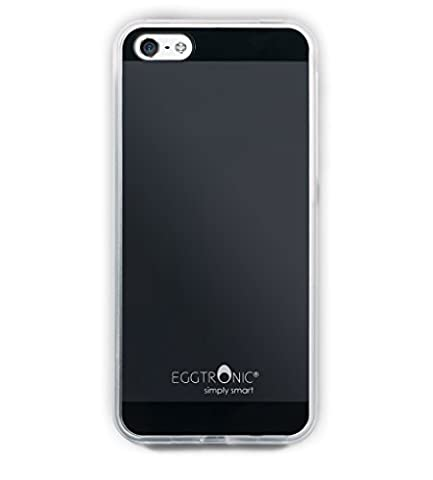 Eggtronic® Coque rechargeable sans fil Qi pour Apple iPhone 5/5s