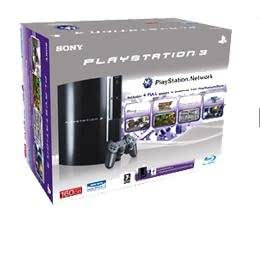 160GB Limited Edition PlayStation 3 Console PS3