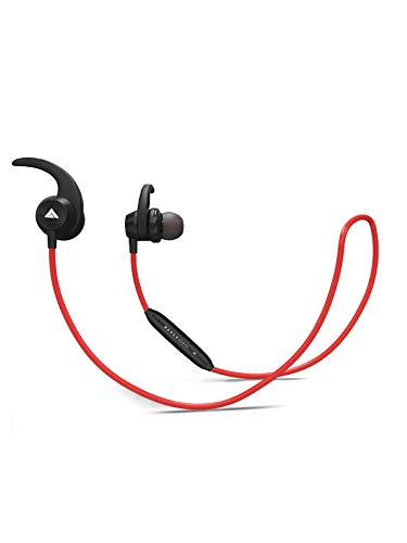 Boult Audio Space Wireless Bluetooth Earphones (Red)