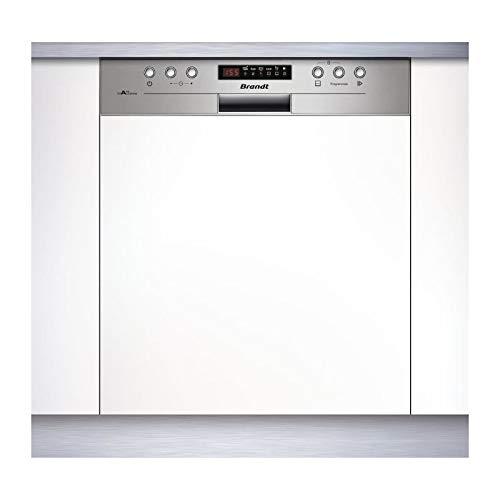 BRANDT - Lave vaisselle encastrable 60 cm VH 15 X -