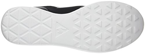 Le Coq Sportif Dynacomf Mesh, Zapatillas Unisex Unisex-adulto Negro (negro / Frost Grey)