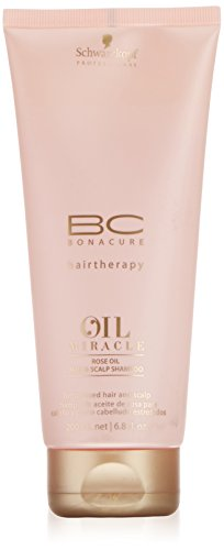 Schwarzkopf BC Oil Miracle Rose Shampooing 200 ml