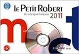 LE ROBERT 2011 CDROM - 11/10/2010