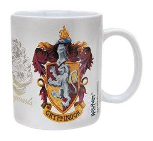 Harry Potter:Gryffindor Cres Ceramic Mug