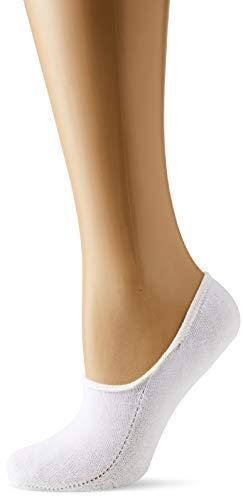 Nur Die Damen Füßlinge Thermo Füßli, Weiß (Weiß 30), 42 (Herstellergröße: 39-42)