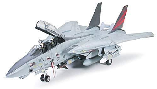TAMIYA 300060313 - 1:32 Grumman F-14A Tomcat Black Knights