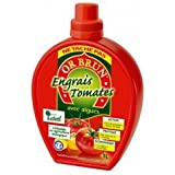 Engrais Liquide Tomates et Fruits rouges 1L - Or Brun