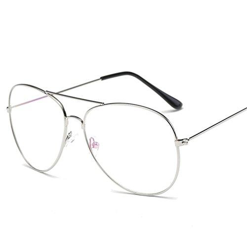 Preisvergleich Produktbild Sunglass Vovotrade Vintage Square Mirrored Eyewear Outdoor Sport Brillen (L)