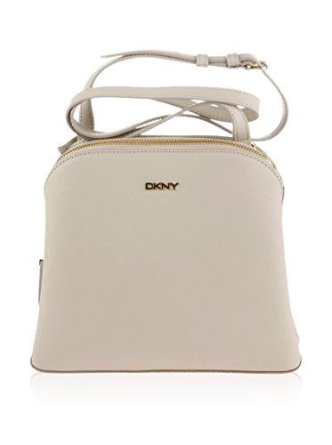 DKNY , Sac bandoulière pour femme beige ecru