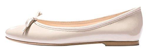 Guoar - Scarpe chiuse Donna Beige
