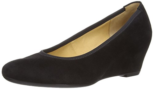 Gabor Shoes 25.360.17 Damen Pumps, Schwarz (schwarz), 38.5 EU (5.5 UK) EU