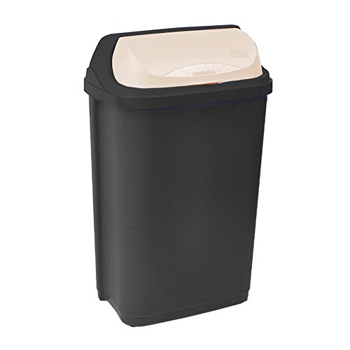 okt-2053711-roll-top-poubelle-plastique-graphite-creme-25-l