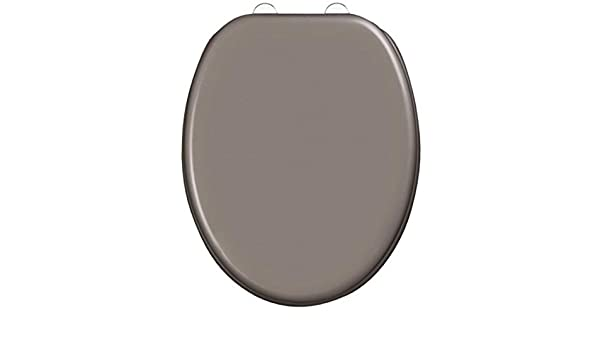 Gelco Design 708627 Soft Close Duro Presto Abattant Taupe
