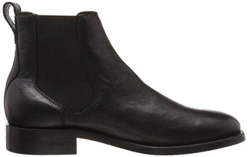 Aldo Gilmont, Stivali Chelsea Uomo Nero (Black Leather)