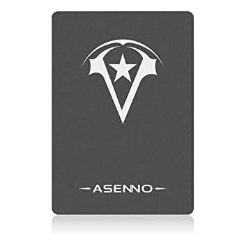 ASENNO 240 GB 250 GB 256 GB 2,5 Pulgadas SSD con 256 MB de Memoria ...
