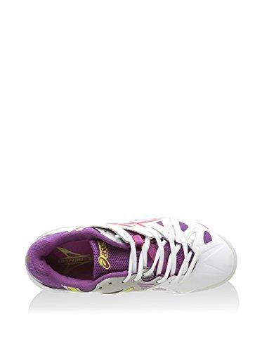 Asics Gel-Sensei 5, Chaussures de Sport Femme, 40.0 EU Blanc