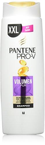 Pantene Pro-V Volumen Pur Shampoo für Feines, Plattes Haar, 3er Pack (3 x 500 ml)