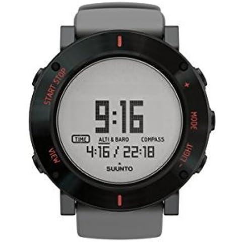 Suunto Core Crush Altimeter/Barometer and Compass Watch - Grey by Suunto