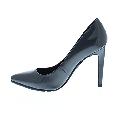 Blink Black Synthetic Dress Shoe Gris - Gris foncé