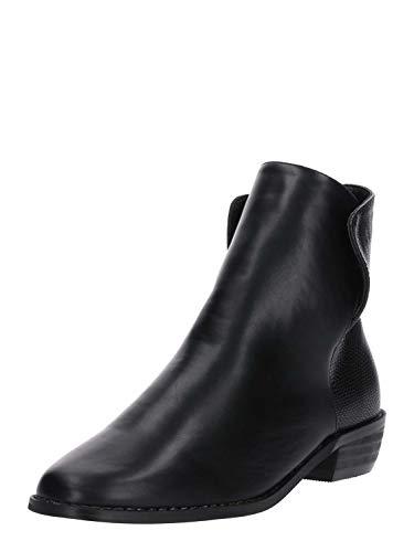 Boots Justin schwarz 3 (36) ()