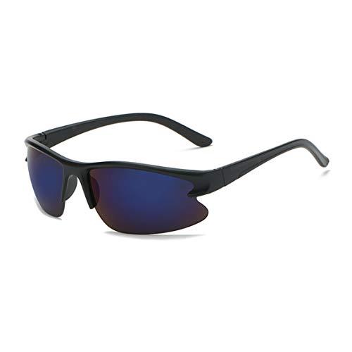 Gafas de Sol Deportivas, UV400 Gafas De Sol Deportivas Polarizadas con Deporte al Aire Libre esquí de conducción de Pesca de Golf