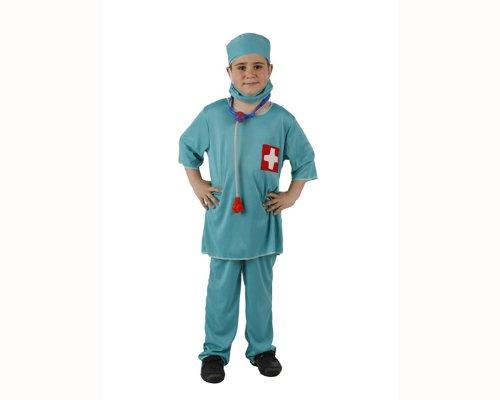 Imagen de atosa 95774  disfraz de médico para niño