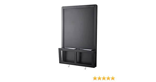 Ikea Luns Rédaction Tableau Magnétique Noir 48x71 Cm