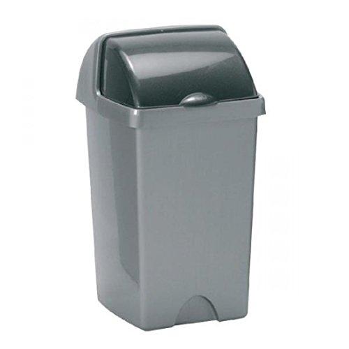 addis-24-litre-roll-top-bin-metallic