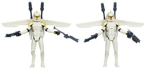 Star Wars Clone Wars - 2 Clone Troopers mit Jetpack (91369)