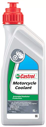 CASTROL MOTORCYCLE COOLANT 1L (Liquidi Raffreddamento) / MOTORCYCLE COOLANT 1L (Coolants)