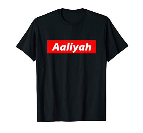 Aaliyah - Streetwear für Männer, Frauen und Kinder - Aaliyah T-Shirt