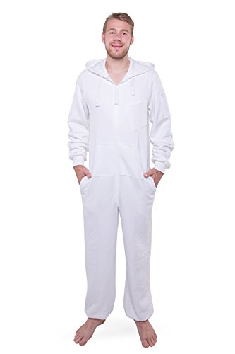 Jumpster Jumpsuit Original Overall SECOND GENERATION Purest White