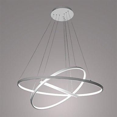 FMYXZ Moderno design/90W lampada LED tre-anello/220V ~ 240V/100W ~ 120V/speciale per l'ufficio, corridoio, soggiorno , 220-240v