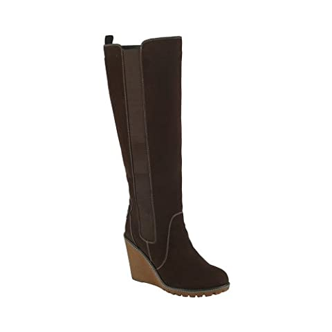 Pixie Ruby, Ladies Boots (5, Chocolate)