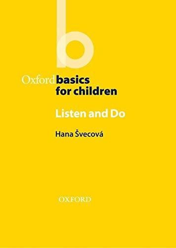Oxford Basics for Children: Listen and Do
