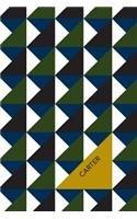 Etchbooks Carter, Qbert, Blank, 6 X 9, 100 Pages