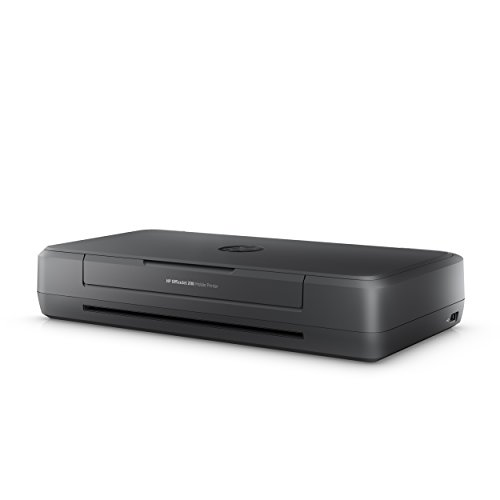 HP OfficeJet 200 Mobiler Tintenstrahldrucker - 5