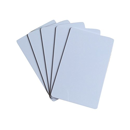 Iot Devices Security & Protection Generous Cr80 Standard Rfid 13.56mhz Ntag215 Inkjet Printable Blank Pvc Card Writable Nfc Tag Card For Epson Or Canon Printer