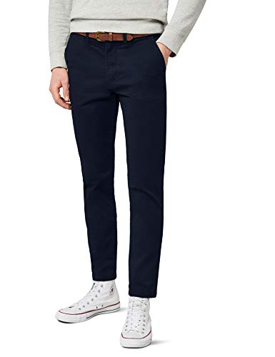 JACK & JONES Herren JJICODY JJSPENCER WW Navy Blazer NOOS Hose, Blau, W32/L34 (Herstellergröße: 32) (Jones Paul Hose)