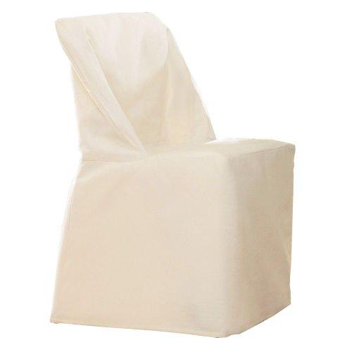 Sure Fit Coton Canard Chaise pliante Slipcover