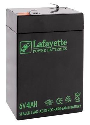 BATTERIA 6V 4AH 02090054 La Fayett