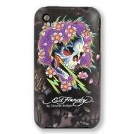 Ed Hardy Zuckerguss Beautiful Ghost Design Tattoo Hartschale Sony Echt Schutzhülle für iPod Touch 2