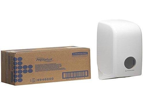 aquarius-6946-distributeur-de-papier-toilette-blanc