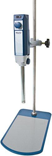 Witeg Homogenisator HG-15A-Set-B analog bis 27.000U/min, mit Dispergierwerkzeug 1025 für 50-2500ml und Stativ, für Flüssigkeits- und Gewebeproben 2500 Analoge