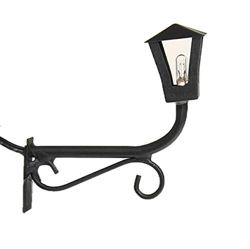 Rossi Rosa English Up Lampe, 12 Volt, 7 x 4 cm, Mehrfarbig