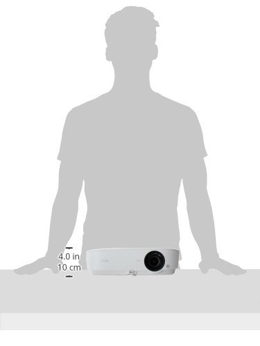BenQ MS 531-P DLP Projector (White)