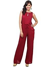 6a61539c5a Amazon.in  Cotton - Jumpsuits   Dresses   Jumpsuits  Clothing ...