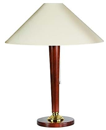Unilux 100341047 Déco Lampe Fluorescente Bois Véritable