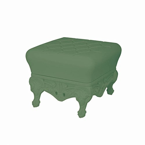 Design of Love – Slide Design – Little Prince of Love Pouf Malva Green