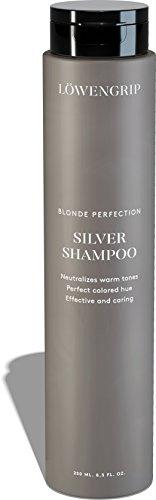 Löwengrip Blonde Perfection - Silver Shampoo (Karamell-farbton)